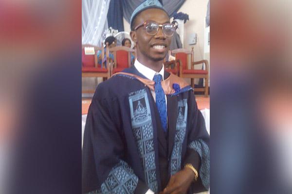 FUAD OGUNSANYA: Why I didn't give up……. Lasu's Best Graduating Student