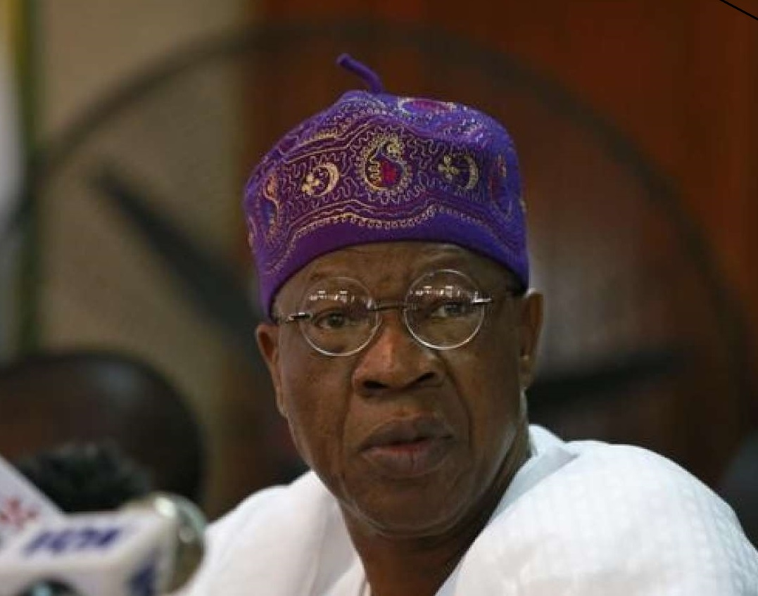 Lai Mohammed to appear as prosecution witness over 'alleged N2.5bn fraud'