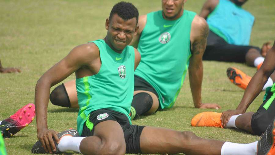 Afcon 2019: Mikel out, Jamilu Collins in, Adullahi Shehu restricted to light training ahead of Cameroon clash Shina Oludare