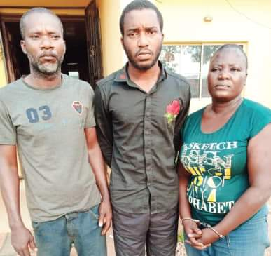 It Hurts Me That I Ate Favour's Heart, Breasts Unknowingly – Killer's Mother