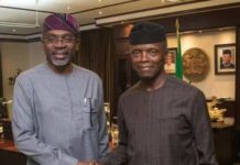 Gbajabiamila Extols Osinbajo's Virtues At 63
