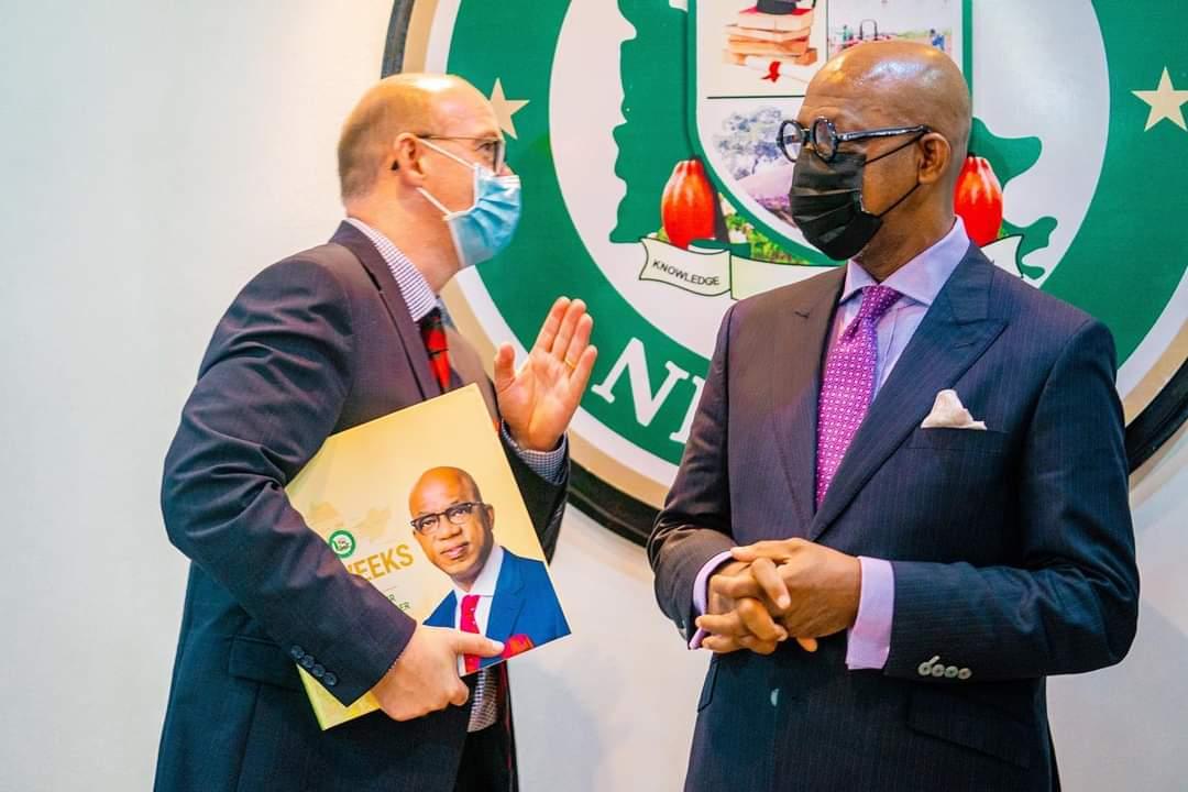 Ogun State has signed a Memorandum of Understanding, MOU with Konexa Energy