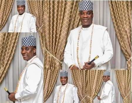 K1 PREACHES PEACE AND SAFETY AS HE MARKS FIRST YEAR AS 1ST MAIYEGUN OF YORUBALAND!