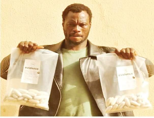 NDLEA ARRESTS TRAFFICKER WITH N1BN COCAINE HIDDEN IN YOGHURT