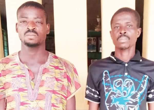 TWO MEN BREAK INTO CO-TENANT'S APARTMENT, RAPE 16-YEAR-OLD DAUGHTER IN OGU