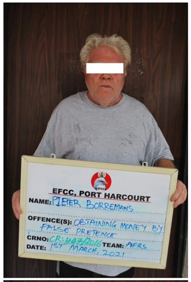 EFCC Arraigns Dutch Couple, Company for $330,000 Oil Vessel Fraud