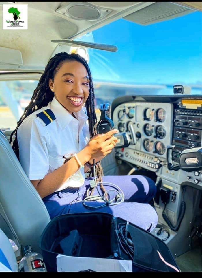 Miracle Izuchukwu – From the Cabin to the Cockpit