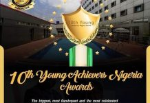 10th young achievers awards