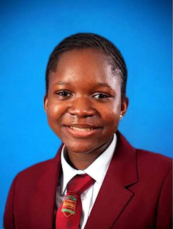 FAREEDAH OYOLOLA:NIGERIAN STUDENT EMERGES WORLD BRIGHTEST STUDENT