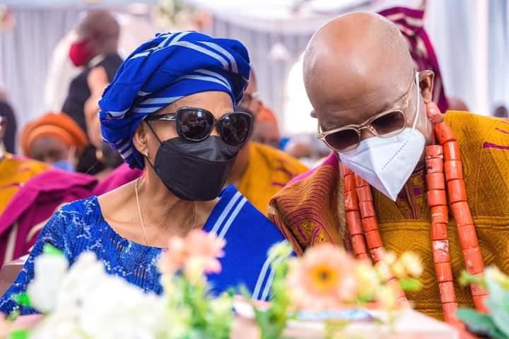 Gov.Dapo Abiodun buries father