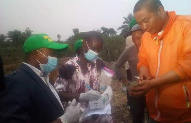 Coronavirus: Osun Government Takes Foreigners' Assessment Exercise To Mining Sites