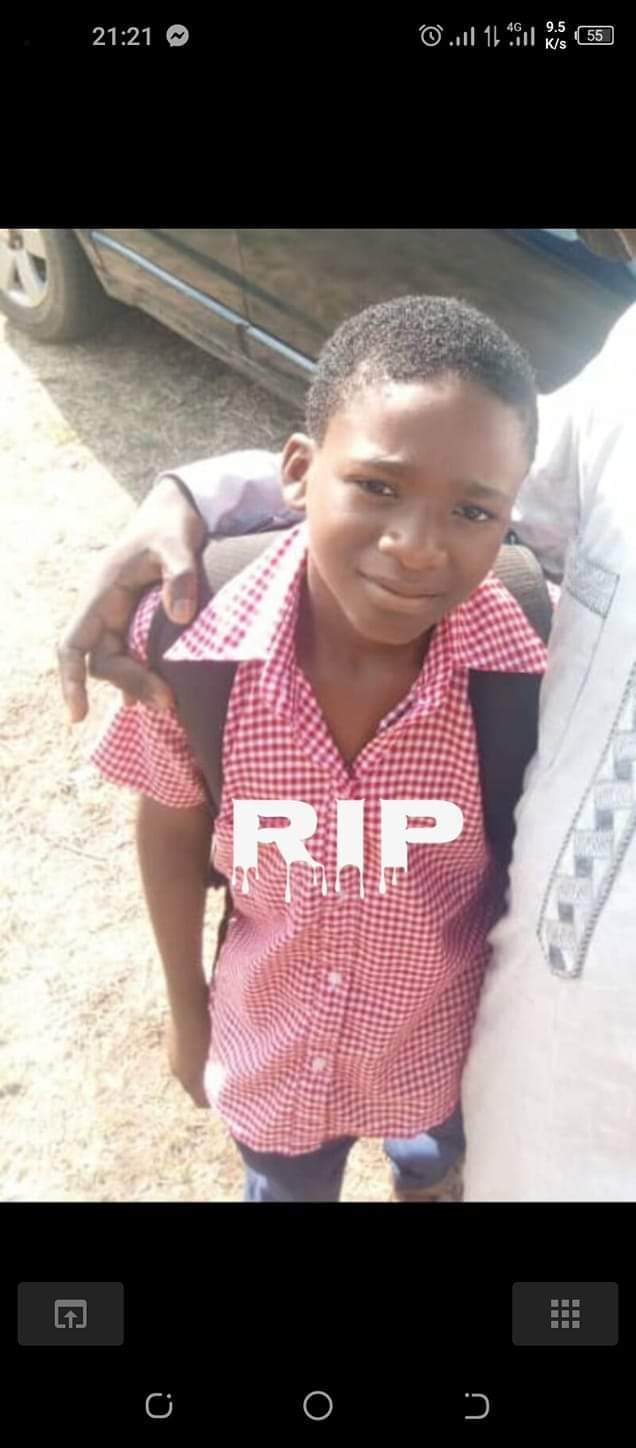 13-year-old Abuja Student Dies After Teacher Did This To Him